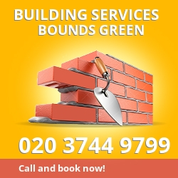 building service Bounds Green N22