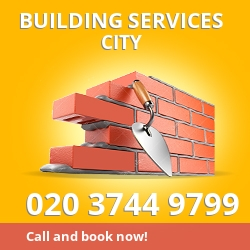 building service City EC4