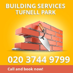 building service Tufnell Park N19