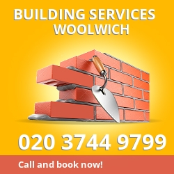 building service Woolwich SE18