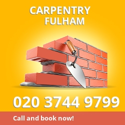 Fulham carpentry services SW6