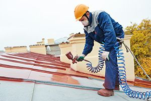 commercial painters Roehampton