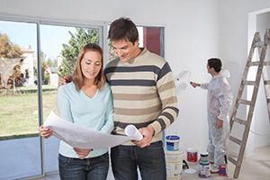painters decorators Chiswick